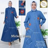 165b3712d15 Mickey Maxi Dress jeans