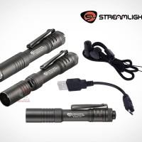 STREAMLIGHT MICROSTREAM® USB POCKET LIGHT BLACK