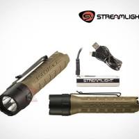 STREAMLIGHT POLYTAC® X USB FLASHLIGHT COYOTE