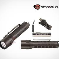 STREAMLIGHT POLYTAC® X USB FLASHLIGHT BLACK