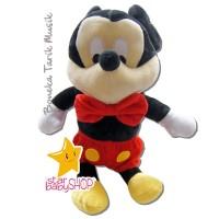 Boneka Tarik Music Boneka Gantungan Stroller Disney Hello Kitty