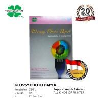 Veneta System GLOSSY PHOTO PAPER A4