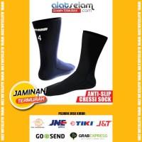 Anti-Slip Cressi Sock (Kaos Kaki Neoprene Freediving) XXS/XS/S/M/L