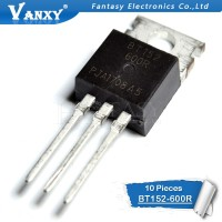 IC 10PCS BT152-600R TO-220 BT152-600 TO220 BT152 152-600R