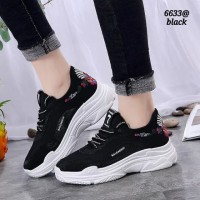 New Arrival... Ladies Fashion Sneakers Korea Shoes FLS-6633@
