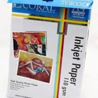 Kertas Inkjet Paper Coral Matte A4