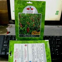 Benih/Seed Cabai Pelita 8 F1