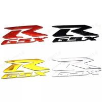 2pcs Sticker Emblem 3D Timbul Suzuki GSX R GSXR 150 250 500 1000