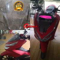 Visor Honda Pcx Windshield Honda pcx Aksesoris honda pcx