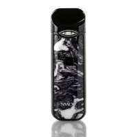 POD STARTER KIT - SMOK NORD KIT 1100MAH AUTHENTIC BLACK WHITE RESIN