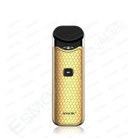 POD STARTER KIT - SMOK NORD KIT 1100MAH AUTHENTIC PRISM GOLD
