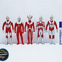 Action Figure Ultraman 18cm isi 5