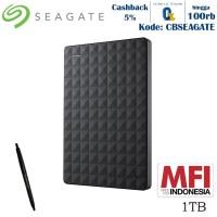 Seagate Expansion Harddisk Eksternal 1TB - Hitam