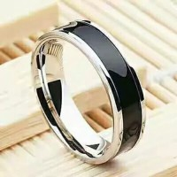 cincin titanium couple single xk019