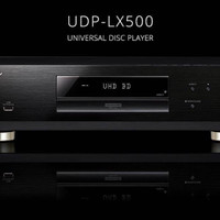 Pioneer UDP-LX500 Bluray Player 4K Hitam