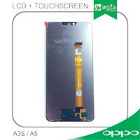 Lcd Oppo A3S / A5 Fullset Touchscreen TS LAYAR HP ORI A3 S