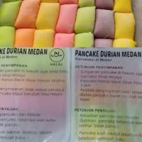 Pancake Durian Medan (Non Cream)