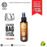 SanGreat Leather Bag Cleaner & Polish