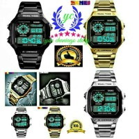 dec82e5e1d20 Jam Tangan Pria SKMEI 1335 Anti Air Model Casio Murah