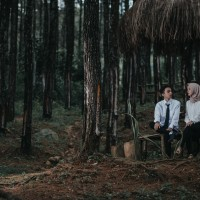 prewedding outdoor murah