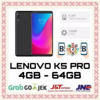 LENOVO K5 PRO 4/64 - RAM 4GB - INTERNAL 64GB