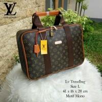 Lv Travel Bag Motif Mono