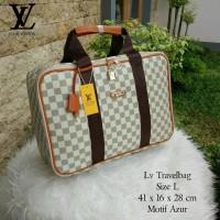 Lv Travel Bag Motif Azur