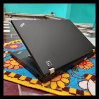 Laptop Desain Gaming Lenovo T510 Core I7 Nvidia 1600X900 Mulus Terbaik