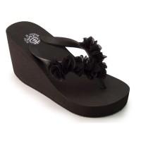 Harga megumi sandal wanita cherry butika | Pembandingharga.com