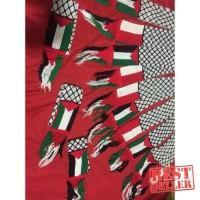 Syal palestina original desain