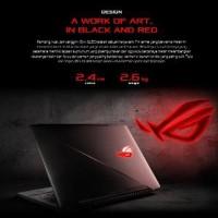 HARGA HEMAT ASUS Laptop ROG GL503GE EN023T i7 8750H 8GB 1TB GT Limited