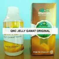 Jual QnC Jelly Gamat ( Asli 100% Original ) Jely Gamat / Jeli Gamat Gold G - Kota Tasikmalaya - Dijeksi Herbal | Tokopedia