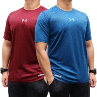 BAJU KAOS TRAINING GYM LARI GRADE ORI IMPORT REGULAR FIT