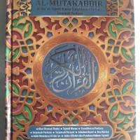 Al-Quran Tajwid Warna Transliterasi Terjemah Perkata Al-Mutakabbir A5