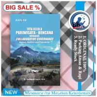 Buku Tata Kelola Pariwisata Bencana Berbasis Collaborative Governance