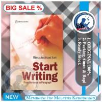 Buku Start Writing; From Sentence to Paragraph