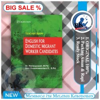 Teacher Book English For Domestic Migrant Worker Candidates