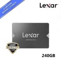 """SSD Lexar 240GB NS100 Sata III 2.5"""""""