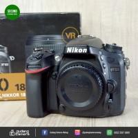 SECONDHAND - Nikon D7100 BO - 2466 - Gudang Kamera Malang