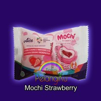 Es Krimn Mochi Strawberry