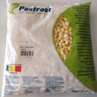 Pasfrost Frozen Sweet Corn / Frozen Jagung Manis 1Kg