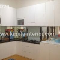 kitchen set PVC anti rayap dan air