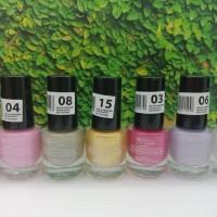 MUKKA Nail Polish Funtastic Color / Kutek BPOM