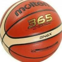 Bola Basket Molten GN6X Indoor Outdoor / Size 6 / Ukuran 6