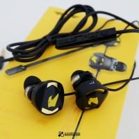 Earphone Gaming Armaggeddon WASP-5 Dual Microphone - Headset Gaming