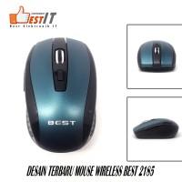 Mouse Wireless Best 2185