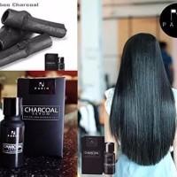 Charcoal Serum rambut / Parin bamboo Charcoal rambut / vitamin rambut