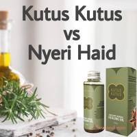 Herbal Oil (Minyak Kutus Kutus) Untuk Penyakit Nyeri Haid