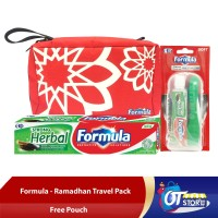 FORMULA HERBAL RAMADHAN TRAVEL PACK + FREE POUCH