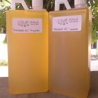 Vegan Friendly Message Oil, Minyak Pijat Alami Non Alkohol, 1 Liter